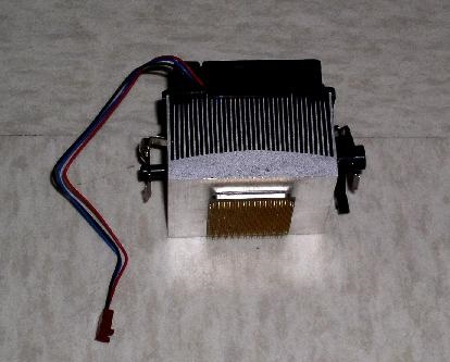 processeur colle ventirad