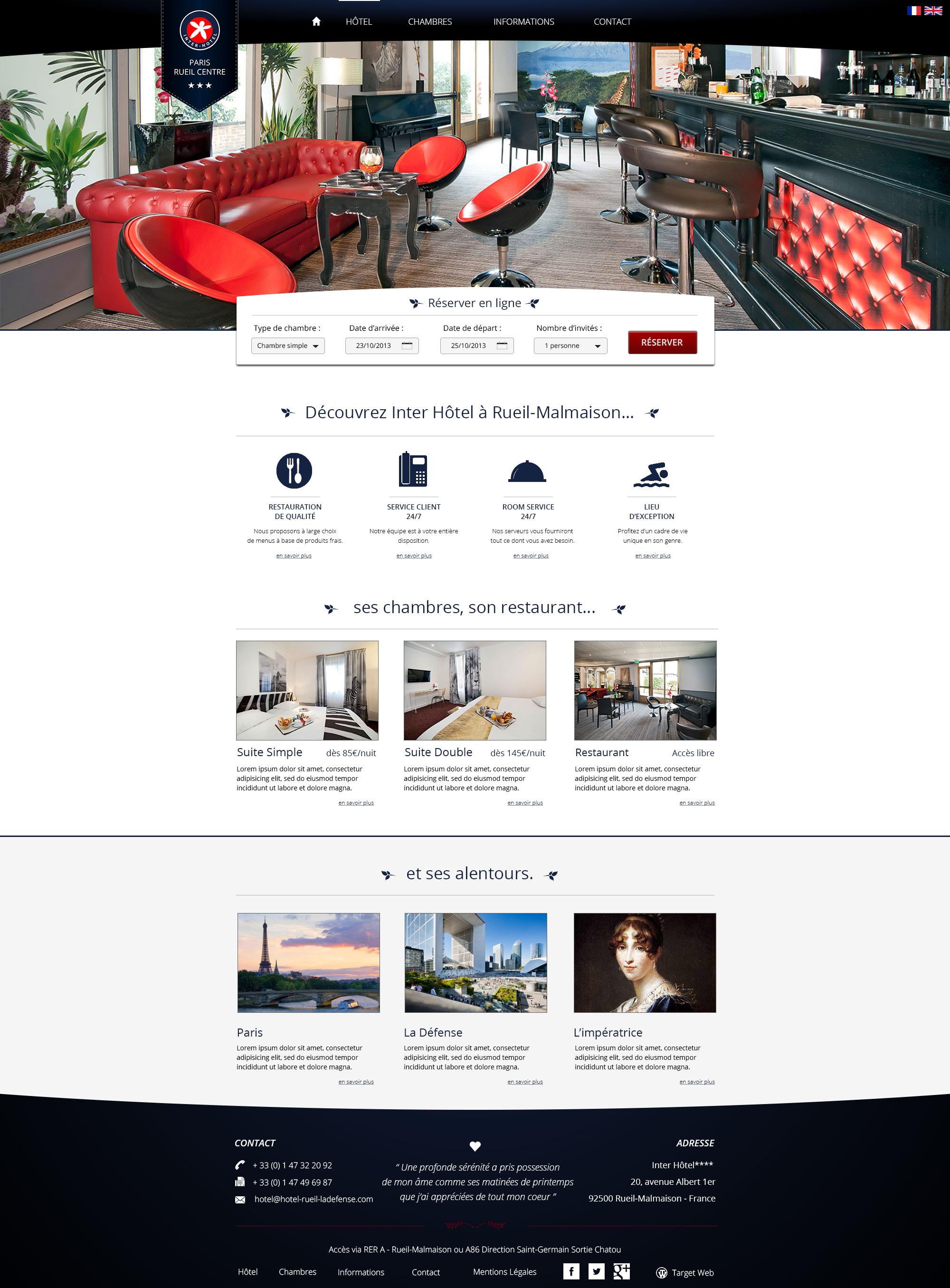webmaster freelance wordpress maxime denizon. Black Bedroom Furniture Sets. Home Design Ideas